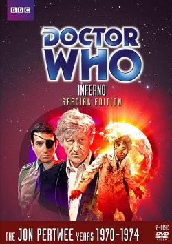 Doctor Who: Inferno (DVD)