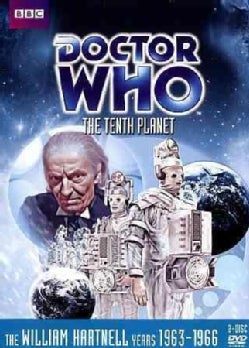 Doctor Who: Ep. 29- The Tenth Planet (DVD)