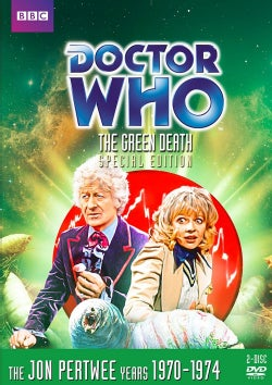 Doctor Who: The Green Death (Blu-ray Disc)