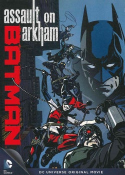 Batman: Assault on Arkham (DVD)