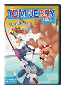 Tom and Jerry Show: Season 1 Part 2 (DVD)