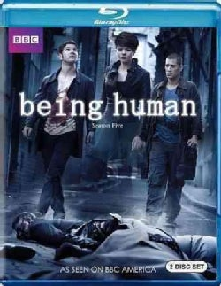 Being Human: Season 5 (Blu-ray Disc)