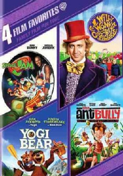 4 Film Favorites: Family Film Fun Time (DVD)