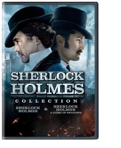 Sherlock Holmes/Sherlock Holmes: A Game of Shadows (DVD)
