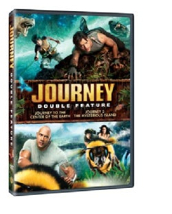 Journey To The Center Of The Earth/Journey 2: The Mysterious Island (DVD)