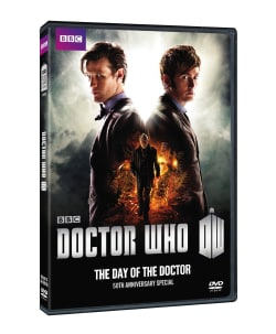 Doctor Who: The Day Of The Doctor (DVD)