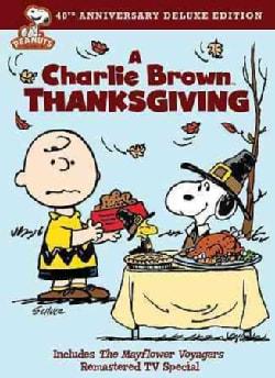 A Charlie Brown Thanksgiving (DVD)