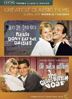 Please Don't Eat The Daisies/The Glass Bottom Boat (DVD)
