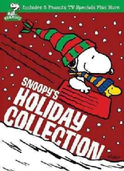 Snoopy's Holiday Collection (DVD)