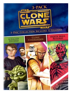 Star Wars: The Clone Wars Vol. 3 (DVD)
