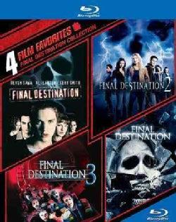 4 Film Favorites: Final Destination Collection (Blu-ray Disc)