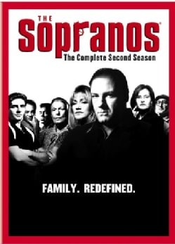 The Sopranos: The Complete Second Season (DVD)