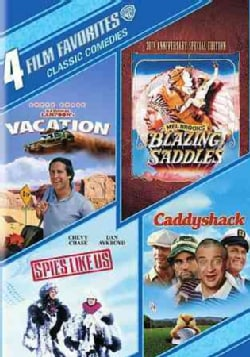 4 Film Favorites: Classic Comedies (DVD)