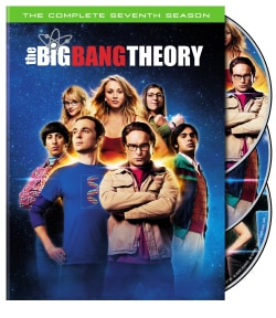 The Big Bang Theory: The Complete Seventh Season (DVD)