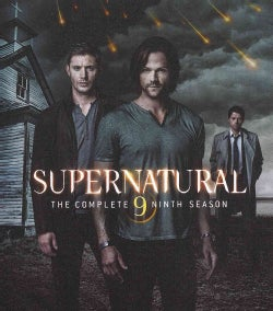 Supernatural: The Complete Ninth Season (Blu-ray Disc)