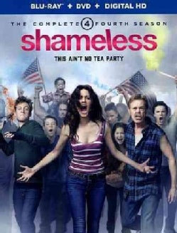 Shameless: The Complete Fourth Season (Blu-ray/DVD)
