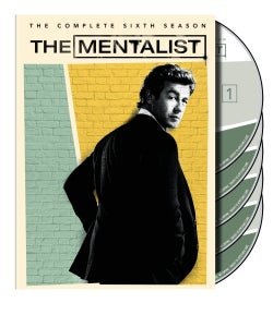 The Mentalist: The Complete Sixth Season (DVD)