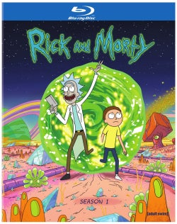 Rick and Morty: The Complete First Season (Blu-ray Disc)