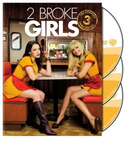 2 Broke Girls: The Complete Third Season (DVD)