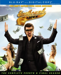 Eastbound & Down: The Complete Fourth Season (Blu-ray Disc)