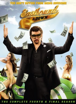 Eastbound & Down: The Complete Fourth Season (DVD)