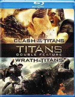 Clash of The Titans/Wrath of The Titans (Blu-ray Disc)
