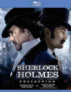 Sherlock Holmes/Sherlock Holmes: A Game Of Shadows (Blu-ray Disc)