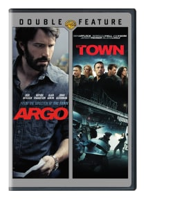 Argo/The Town (DVD)