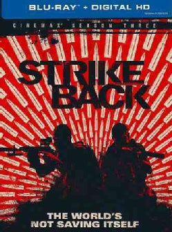 Strike Back: Season 3 (Blu-ray Disc)