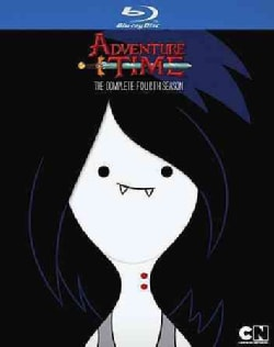 Adventure Time: The Complete Fourth Season (Blu-ray Disc)