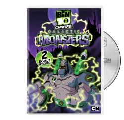 Ben 10 Omniverse: Galactic Monsters (DVD)