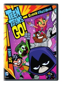 Teen Titans Go!: Couch Crusaders (DVD)