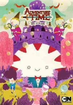 Adventure Time: The Suitor (DVD)