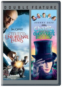 Lemony Snicket's A Series Of Unfortunate Events/Charlie And The Chocolate Factory (DVD)