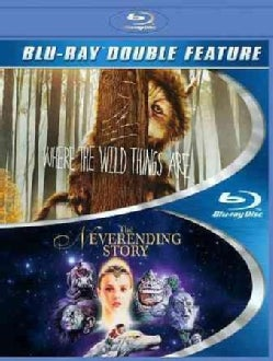 Where The Wild Things Are/Neverending Story (Blu-ray Disc)
