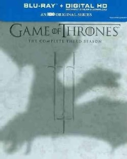 Game Of Thrones: The Complete Third Season (Blu-ray Disc)