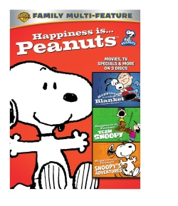 Happiness Is: Peanuts (DVD)