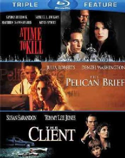 A Time to Kill/The Pelican Brief/The Client (Blu-ray Disc)