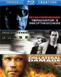 Terminator 3/Eraser/Collateral Damage (Blu-ray Disc)