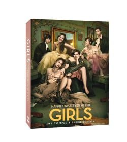 Girls: The Complete Third Season (DVD)
