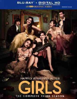 Girls: The Complete Third Season (Blu-ray Disc)