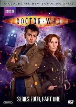 Doctor Who: Series Four: Part One (DVD)