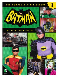 Batman: The Complete First Season (DVD)