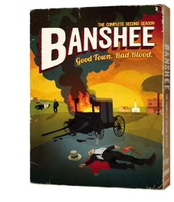 Banshee: The Complete Second Season (DVD)