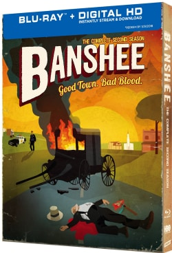 Banshee: The Complete Second Season (Blu-ray Disc)