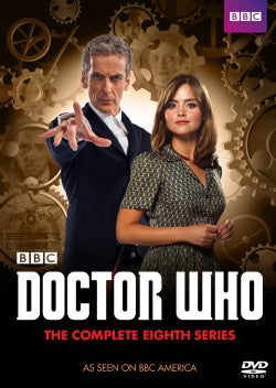 Doctor Who: The Complete Eighth Series (DVD)