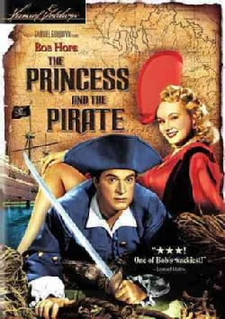 The Princess and The Pirate (DVD)