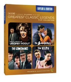 TCM Greatest Classic Films: Legends - Taylor & Burton (DVD)