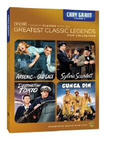 TCM Greatest Classic Films: Legends-Cary Grant Vol. 2 (DVD)