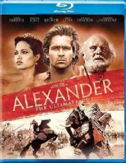 Alexander: The Ultimate Cut (Blu-ray Disc)